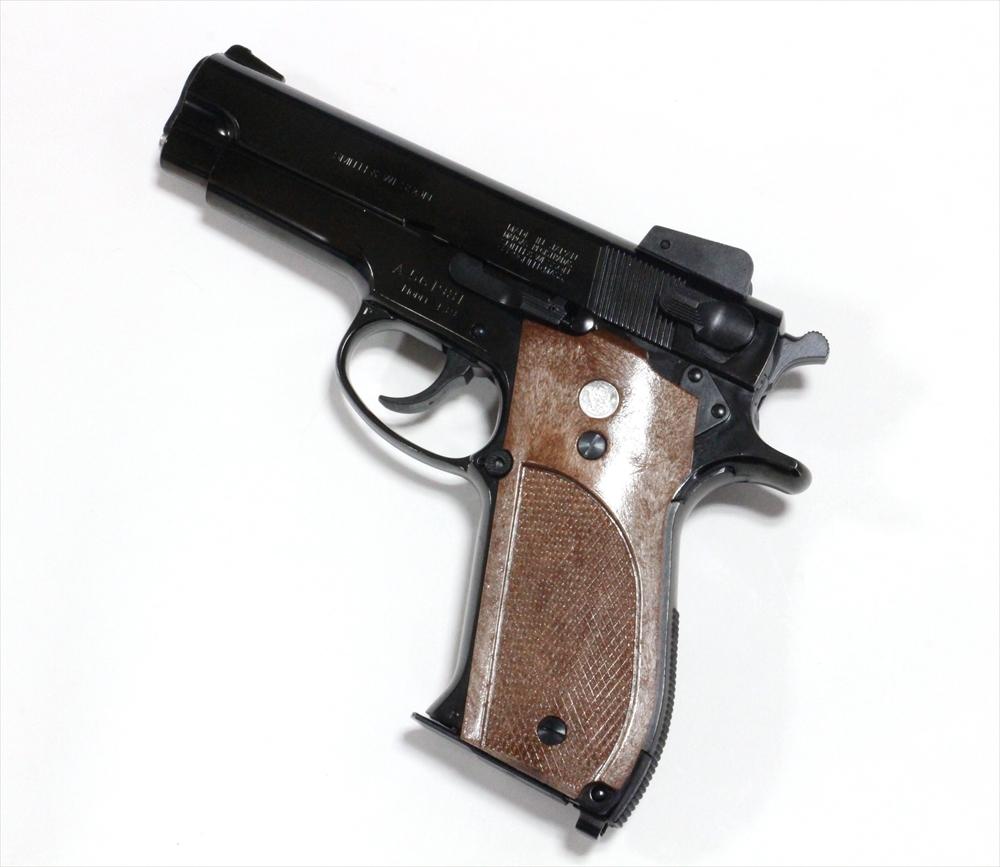 マルシンMG/M439 ABS/ブラックメッキ モデルガン モデルガン 4920136010512