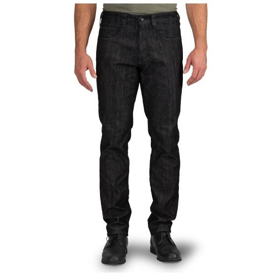 5.11タクティカル ディフェンダーフレックス スリムジーンズ カラー:ブラック サイズ:ウエスト34インチ/股下32インチ ミリタリー 74465
