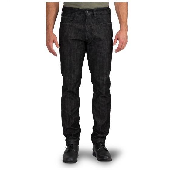 5.11タクティカル ディフェンダーフレックス スリムジーンズ カラー:ブラック サイズ:ウエスト28インチ/股下32インチ ミリタリー 74465