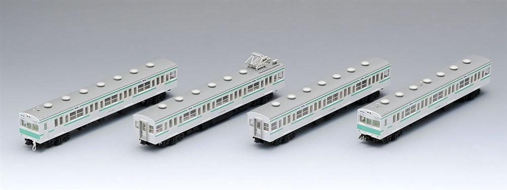 トミックス 国鉄 103-1000系通勤電車基本セット 鉄道模型 98284