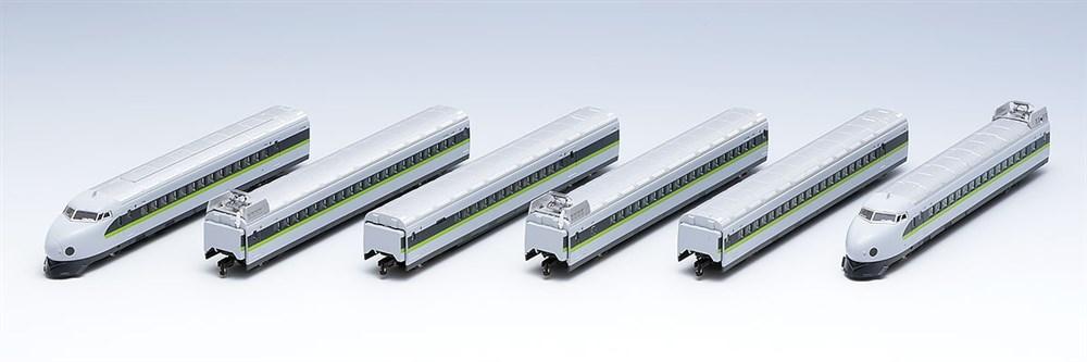 トミックス JR 0-7000系山陽新幹線(フレッシュグリーン)セット 鉄道模型 98647