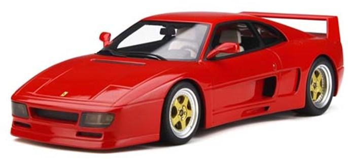 GTスピリット 1/18 ケーニッヒ F48 レッド 完成品ミニカー GTS221