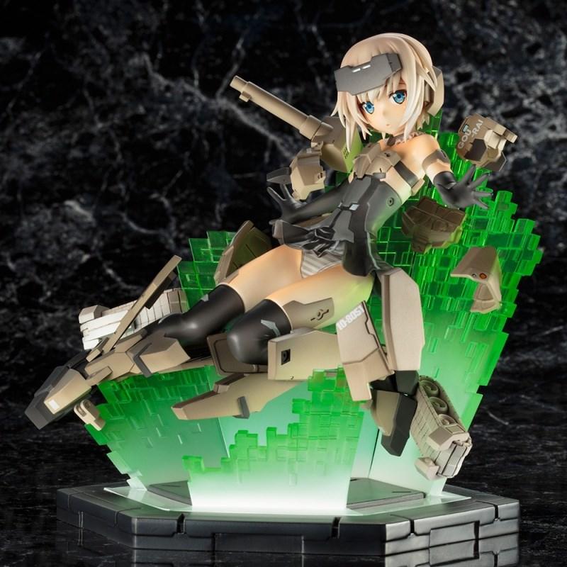 コトブキヤ 轟雷 -SESSION GO!!- 「フレームアームズ・ガール」より フィギュア PP721