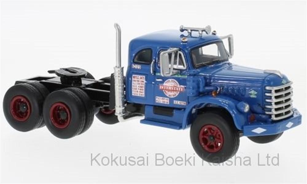 【予約】 ネオ 1/64 ダイヤモンド T 921B 1955 ブルー 完成品ミニカー NEO64050