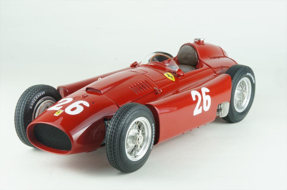 CMC 1/18 フェラーリ D50 No.26 1956 F1 イタリアGP モンツァ コリンズ/ファンジオ 完成品ミニカー M-183