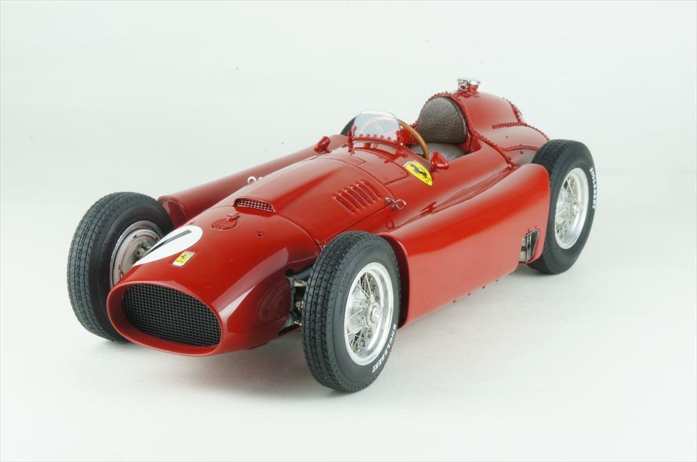 CMC 1/18 フェラーリ D50 No.1 1956 F1 イギリスGP ファンジオ 完成品ミニカー M-197