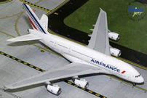ジェミニ200 1/200 A380-800 エールフランス (New Livery) F-HPJB 完成品 艦船・飛行機 G2AFR781