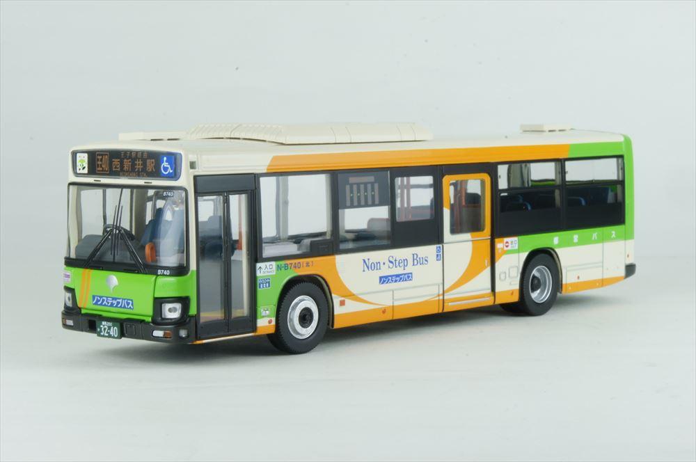 トミーテック TLV-N139g いすゞエルガ 東京都交通局 完成品ミニカー 289883
