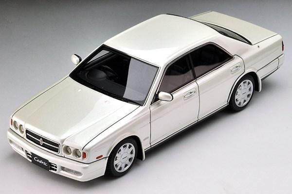 イグニッションモデル×トミーテック ニッサン セドリック グランツーリスモ パール 完成品ミニカー T-IG4316