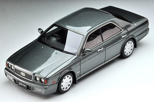 イグニッションモデル×トミーテック ニッサン グロリア グランツーリスモ グレー 完成品ミニカー T-IG4317
