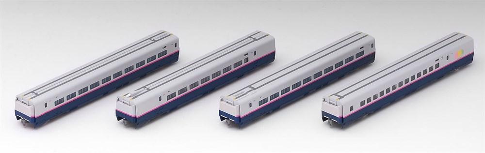 土日出荷可能 鉄道模型 トミックス JR 増結セットA E2-1000系東北新幹線 やまびこ 買物 92576 爆買い新作