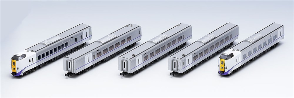 トミックス JR キハ261 1000系特急ディーゼルカー(1・2次車・新塗装)セット 鉄道模型 98298