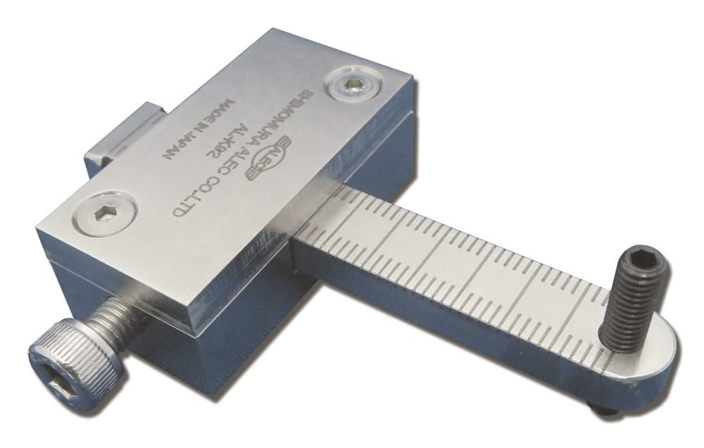 シモムラアレック 可動式ケヒキ定規 SUZY(スージー) 模型用グッズ AL-K92