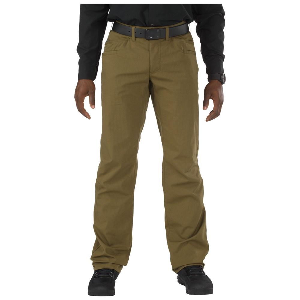 5.11タクティカル リッジラインパンツ カラー:フィールドグリーン サイズ:ウエスト38インチ/股下32インチ ミリタリー 74411