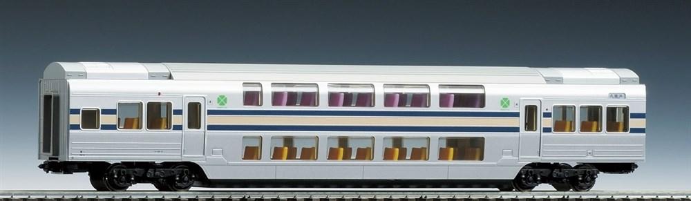 トミックス HOゲージ JR電車 サロ124形(横須賀色) 鉄道模型 HO-6007