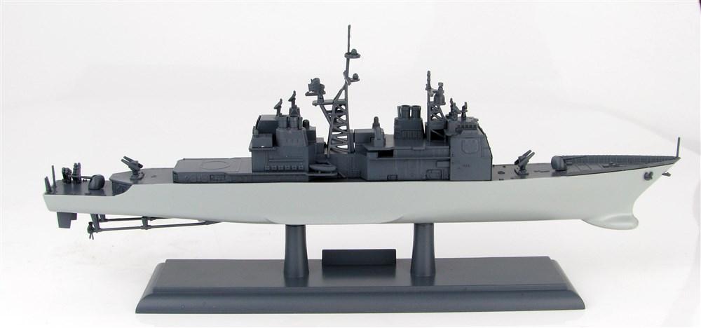 ホビーマスター 1/700 タイコンデロガ級ミサイル巡洋艦 CG-47 タイコンデロガ 完成品 艦船・飛行機 HSP1001