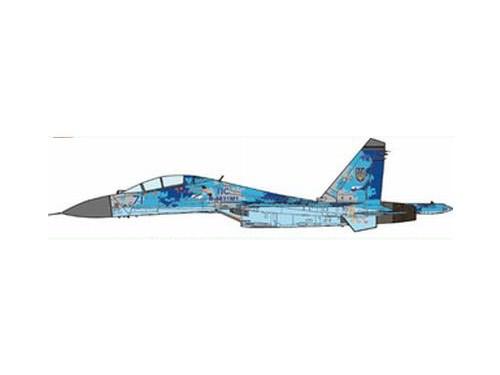 JCW 1/72 SU-27UB ウクライナ空軍 #71 2016 完成品 艦船・飛行機 JCW-72-SU27-006