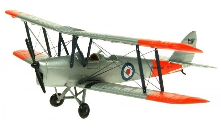アビエーション72 1/72 DH.82a タイガーモス イギリス空軍 XL717 イギリス海軍航空隊博物館 完成品 艦船・飛行機 AV7221008