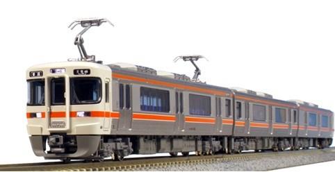 【大特価!!】 KATO Nゲージ 10-1287 Nゲージ KATO 313系1700番台(飯田線)3両セット 鉄道模型 10-1287, オオダイチョウ:0f8915cd --- canoncity.azurewebsites.net