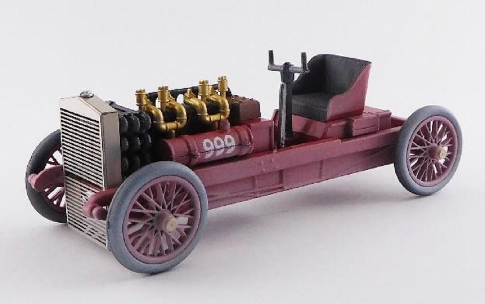 リオ 1/43 フォード 999 世界速度記録車 1904 ニューバルチモアミシガン H.フォード 完成品ミニカー RIO4589