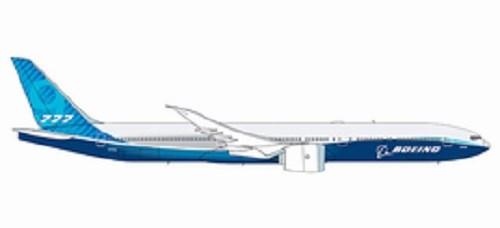 ヘルパウイングス 1/500 777-9 ボーイングハウスカラー 完成品 艦船・飛行機 HE533133