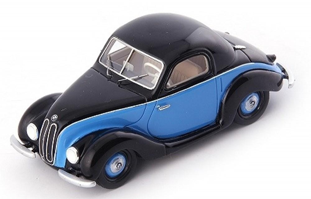 オートカルト 1/43 BMW 531 1951 ブラック/ブルー 完成品ミニカー 03016