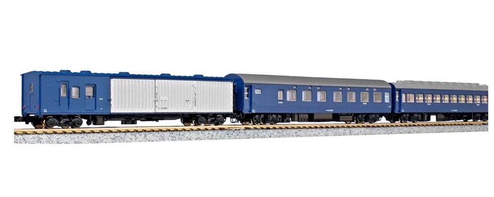 KATO Nゲージ 10系寝台急行「能登」 7両基本セット 鉄道模型 10-816