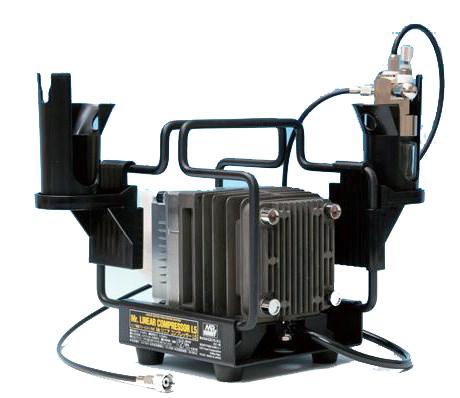 GSIクレオス リニアコンプレッサーL5 レギュレーターセット 模型用グッズ PS310