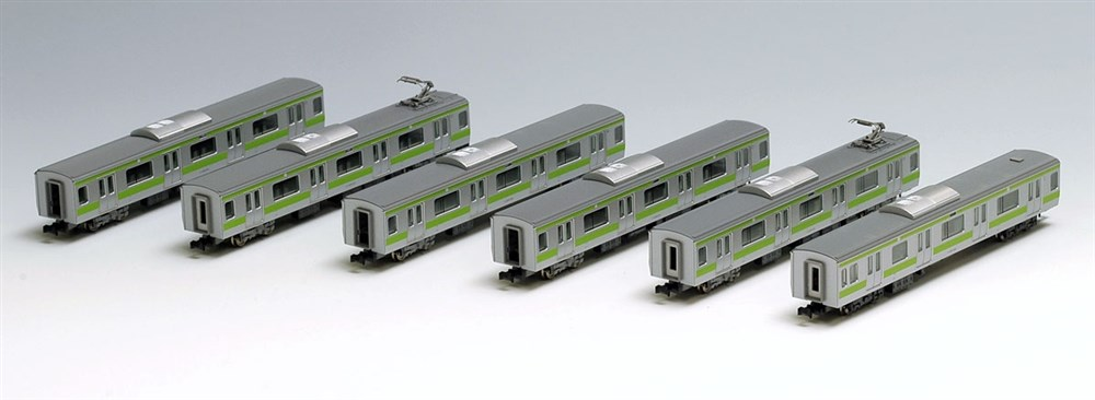 トミックス Nゲージ JR E231-500系通勤電車(山手線)増結セットC 鉄道模型 92401