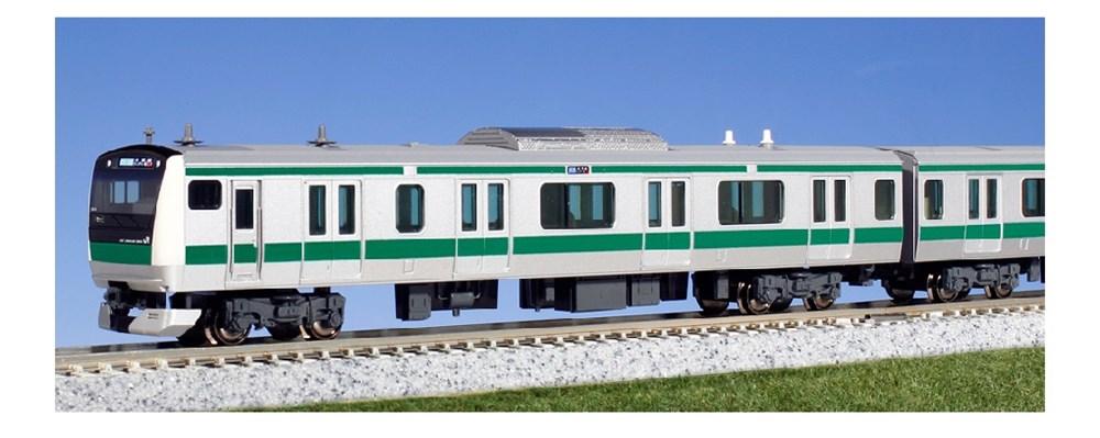 KATO Nゲージ E233系7000番台埼京線 6両基本セット 鉄道模型 10-1195