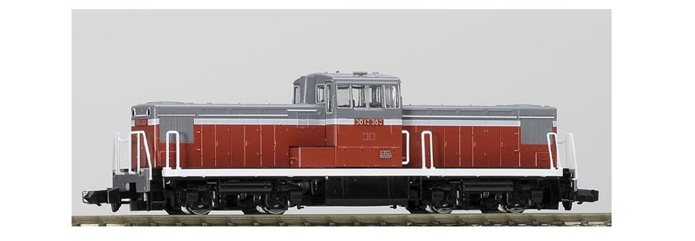トミックス Nゲージ 国鉄 DD13-300形ディーゼル機関車(一般型) 鉄道模型 2227