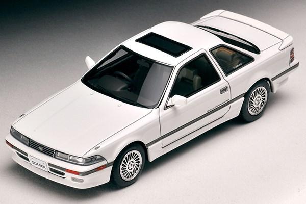 イグニッションモデル×トミーテック 1/43 トヨタ ソアラ 2.0GT ツインターボ L ホワイト 完成品ミニカー T-IG4320