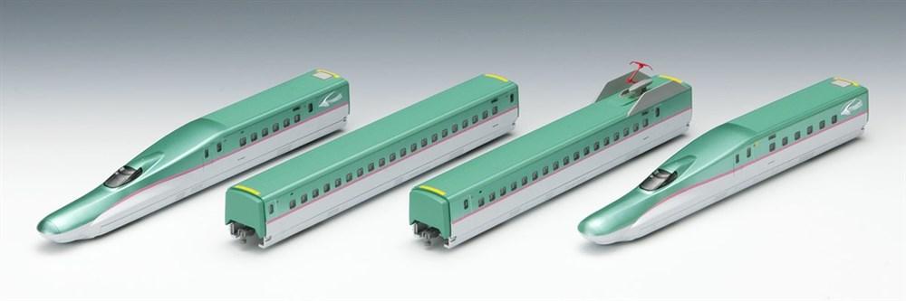 トミックス Nゲージ JR E5系東北新幹線(はやぶさ)基本セット 鉄道模型 92501