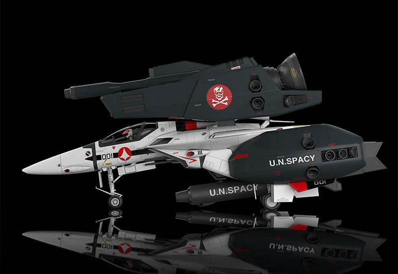 【予約】 マックスファクトリー 1/20 VF-1 スーパー/ストライク ファイター バルキリー 「超時空要塞マクロス 愛・おぼえていますか」より プラモデル MF-37