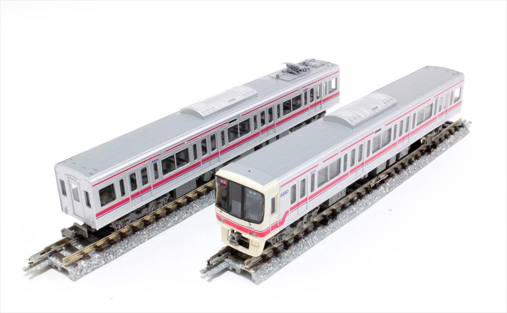 グリーンマックス Nゲージ 京王8000系 大規模改修車・8703編成 基本6両編成セット 動力付き 鉄道模型 30688