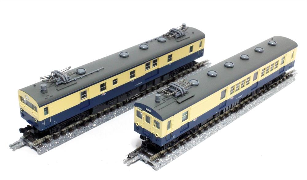 マイクロエース Nゲージ クモハユ74+クモユニ74(シールドビーム) スカ色 4両セット 鉄道模型 A8970