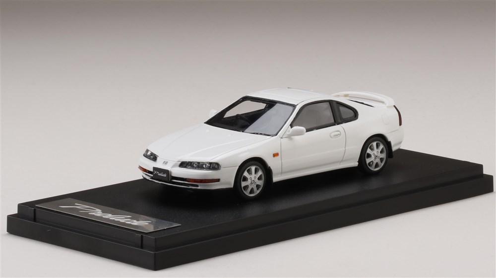 MARK43 1/43 ホンダ プレリュード 2.2Si-VTEC BB4 1991 フロストホワイト 完成品ミニカー PM43120W