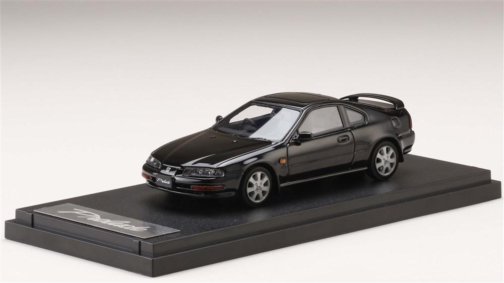 MARK43 1/43 ホンダ プレリュード 2.2Si-VTEC BB4 1991 グラナダブラックパール カスタムカラーバージョン 完成品ミニカー PM43120BK