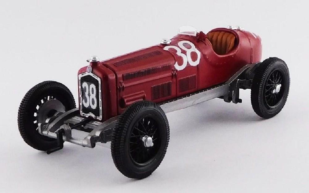 リオ 1/43 アルファロメオ P3 No.38 1933 スペインGP ウイナー L.シロン 完成品ミニカー RIO4603