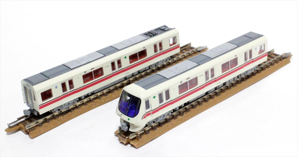 マイクロエース Nゲージ 都営12-000形・大江戸線・2次車 8両セット 鉄道模型 A8182