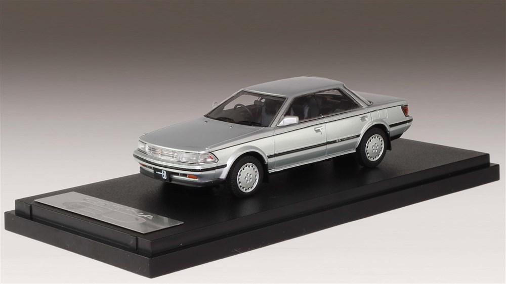 MARK43 1/43 トヨタ カリーナED G-Limited 1987 ライトグリーンメタリック 完成品ミニカー PM43110GR