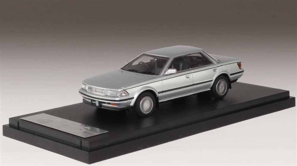 MARK43 1/43 トヨタ カリーナED 2.0X 1987 ライトグリーンメタリック 完成品ミニカー PM43110XGR