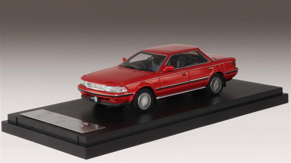 MARK43 1/43 トヨタ カリーナED 2.0X 1987 レッドマイカ 完成品ミニカー PM43110XR