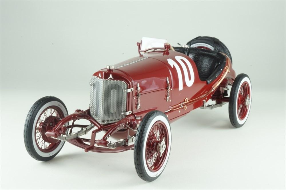 CMC 1/18 メルセデス・ベンツ No.10 1924 タルガ・フローリオ レッド 完成品ミニカー M-203