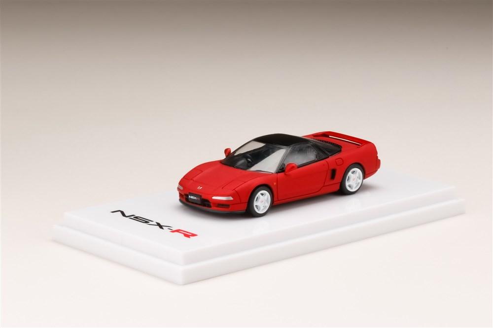 土日出荷可能 格安 完成品ミニカー ホビージャパン 1 64 ホンダ NSX 1992 HJ641006RMR 一部予約 カスタムカラーバージョン マットレッドメタリック NA1 タイプ R