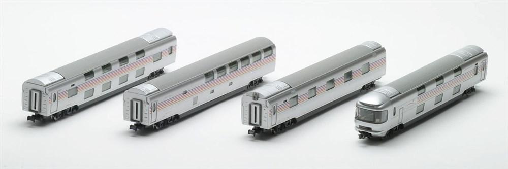 トミックス Nゲージ JR E26系(カシオペア)増結セットA 鉄道模型 92409