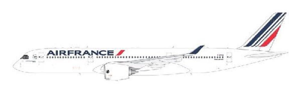 ジェミニジェット 1/400 エールフランス A350-900 F-HTYA 完成品 艦船・飛行機 GJAFR1883