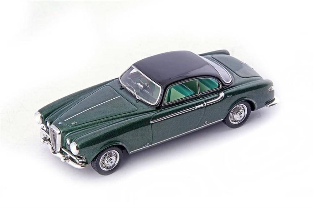 アべニュー43 1/43 ランチア アウレリア B52 クーペ ヴィニャーレ 1952 グリーン/ブラック 完成品ミニカー 60027