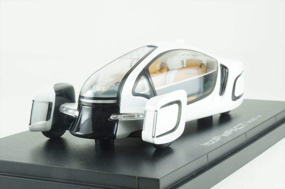 特別セーフ エブロ 1 エブロ/43 I to 完成品ミニカー to P インパクト コンセプトカー ホワイト 完成品ミニカー 45702, ヨシノグン:efc374a9 --- kventurepartners.sakura.ne.jp