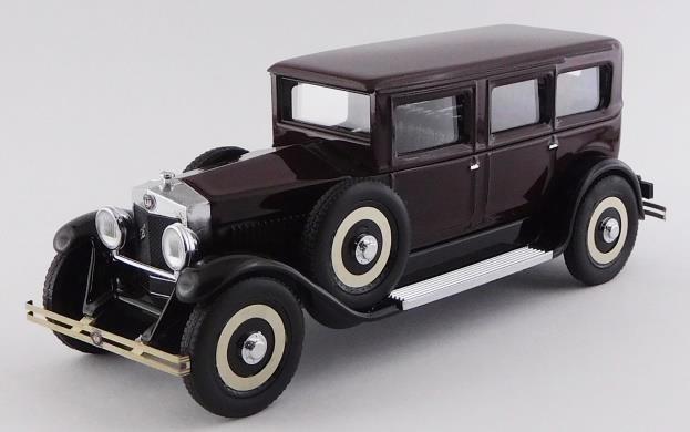 リオ 1/43 フィアット 525 1929 ボルドー 完成品ミニカー RIO4611